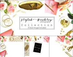 Styled Desktop Collection by studiochicdesigns on @creativemarket