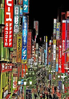 I studied in Tokyo before I moved to NYC and it was the most crowded, amazing…