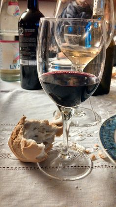 Primitivo di mandurio red wine