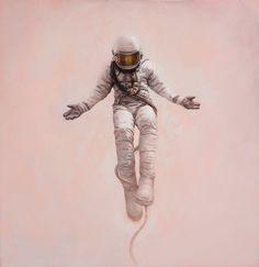 Jeremy Geddes: cosmonautas solitários