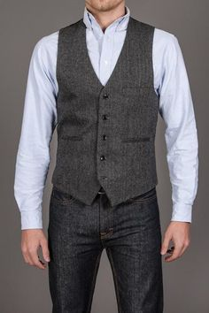 Threads 4 Thought Herringbone Vest  $29.99