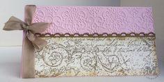 #Very Vintage Stamp Wheel, #Lacy Brocade Emboss folder, #Stampinmojo, 04-07-2014
