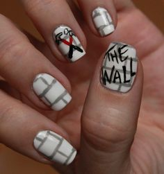 Pink Floyd Nails The Wall