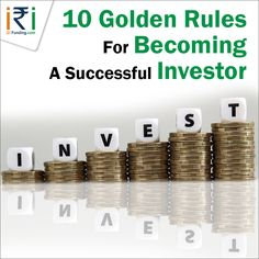 Want to become a successful investor, here are quick golden rules for becoming a successful investor. Read it now: Peer To Peer Lending, Golden Rules, Investors, The Borrowers, How To Become, Success