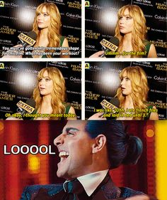 Hahahahahaha I love her
