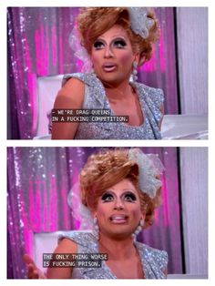 Bianca Del Rio in RuPaul's Drag Race season 6. #funny #dragqueen #dragrace #diva