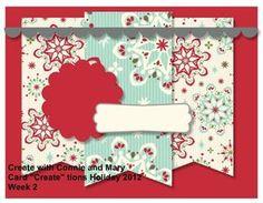 Card Create-tions Hol 12-005
