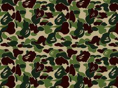 Camo Rc Bape 1024x768 Pixel Army HD Wallpaper 8123  IWallScreen