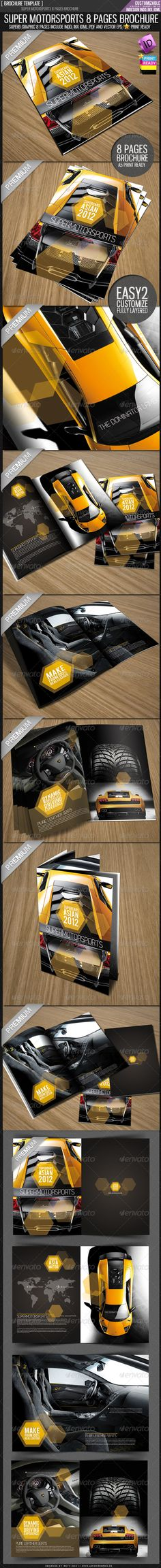 another nice auto brochure