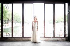 Les robes de mariée  Mademoiselle de Guise - Paris - Collection 2016 | Modèle: Gabriela | Photographe: Ce jour-là | Donne-moi ta main - Blog mariage
