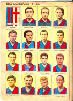 Bologna Fc, Big Men, Soccer, Football, Sports, Movies, Movie Posters, Vintage, Stickers