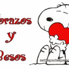 The perfect Abrazos Besos Snoopy Animated GIF for your conversation. Discover and Share the best GIFs on Tenor. Je T Aimes, Love Wallpaper Backgrounds, Snoopy Quotes, Happy Everything, How To Express Feelings, Emotion, Good Morning Good Night, Happy B Day, Peanuts Snoopy