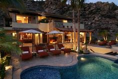 Los Cabos, BS: Bedroom #1: King with Private Jacuzzi on Terrace   Bedroom #2: King   Bedroom #3: Queen   Bedroom #4: King   Bedroom #5: 2 Full Beds   Bedroom #6: Que...