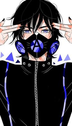 Masked Anime Guy : masked, anime, Anime, Ideas, Anime,