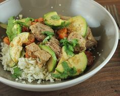 Spring Lamb Stir Fry – Integrative Nutrition Recipes