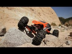 1/8th Exceed Mad Torque Rock Crawler Review