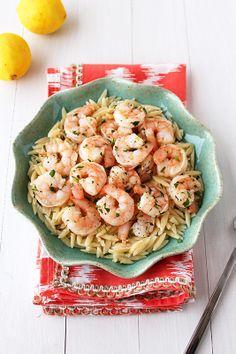 Handle the Heat 10 Minute Lemon Pepper Shrimp