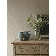Sanderson Wildwood Wallpaper, Linen DWOW215690