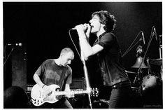 Fugazi - progressive punk band from Washington D.C.