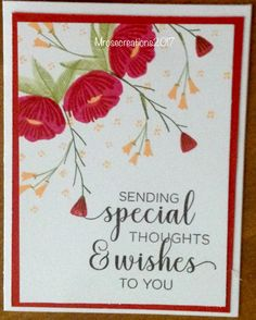 Oh I love the colors is this card. Raspberry, Cranberry, Tangerine and New England Ivy. CTMH not it out of the park with this special #fromtheheart ctmh.maryroberts.com
