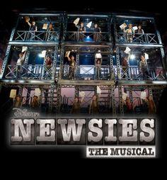 Broadway's NEWSIES Open TONIGHT!!!