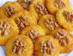 Sárgarépás-kókuszos keksz