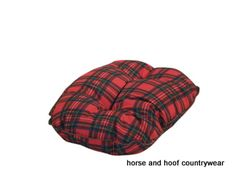 Danish Design Royal Stewart Tartan Quilted Mattress Dog Bed The Royal Stewart Tartan range brings a touch of country living to the home The