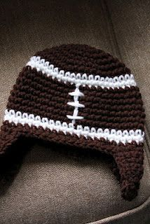 football hat. Ive made a few of these