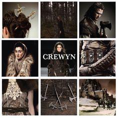 House Cerwyn, sworn to Stark