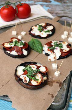 http://www.reddit.com/r/ketorecipes/comments/26pg1h/portobello_mushroom_personal_pizza/