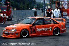 Oberndorfer, Opel Omega - 1991 Singen DTM