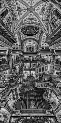Incredibly cool retail interior