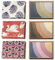 Paul and Joe eyeshadow palettes Makeup Package, Paul And Joe, What Makes You Beautiful, Make Up, Make It Yourself, Pretty Packaging, Pretty Makeup, Beauty Box, Eyeshadow Palette
