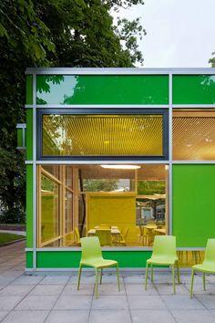 Architekten: Kersten + Kopp Architekten, Berlin