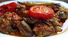 Auberginen Moussaka – Patlıcan Musakka