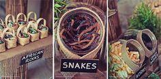 Safari Party Food ideas