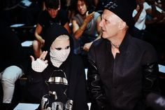 Die Antwoord Steals The Show At Alexander Wang