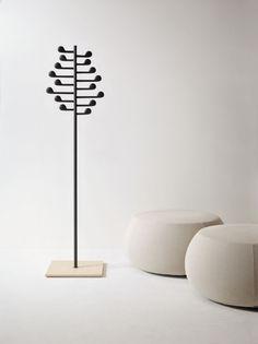 standing coat rack music notes modern furniture design ideas