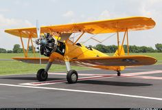 Boeing N2S-4 Kaydet (A75N1) aircraft picture