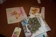 tarjeta para niña con scrapbook Se realizan a pedido