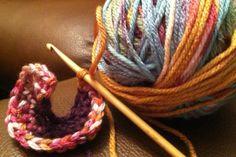 Freeform Hyperbolic Crochet tutorial