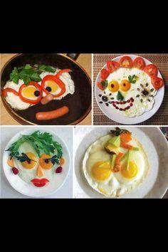 ╰☆╮Fun with food. *.♡♥♡♥Love★it