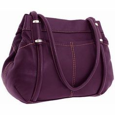Tignanello Perfectly Piped Shoulder Bag 36