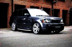 Range Rover Sport on Mania Savoy My Dream Car, Dream Cars, Range Rover Sport 2010, Prom Car, Landrover Range Rover, Range Rover Supercharged, Best Suv, Good Looking Cars, Ranger
