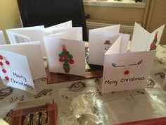 @jennybranson123  easy button Christmas cards!