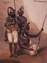 Image result for sikh-throwing-rings