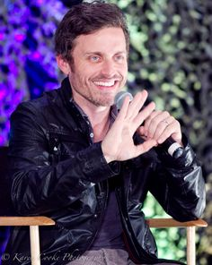 Rob Benedict - Karen Cooke uploaded this image to 'SPN LA Con 2012/Rob'.  See the album on Photobucket.                                                                                                                                                     More
