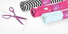 tessuti.com - Vendita di tessuti a metraggio / metro nel nostro negozio online - Scegli e ordina tessuti a metraggio online