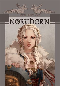 The Art Of Northern Cover by Orpheelin.deviantart.com on @deviantART