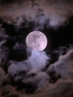The Haunting Full Moon..by Fee and Mimi